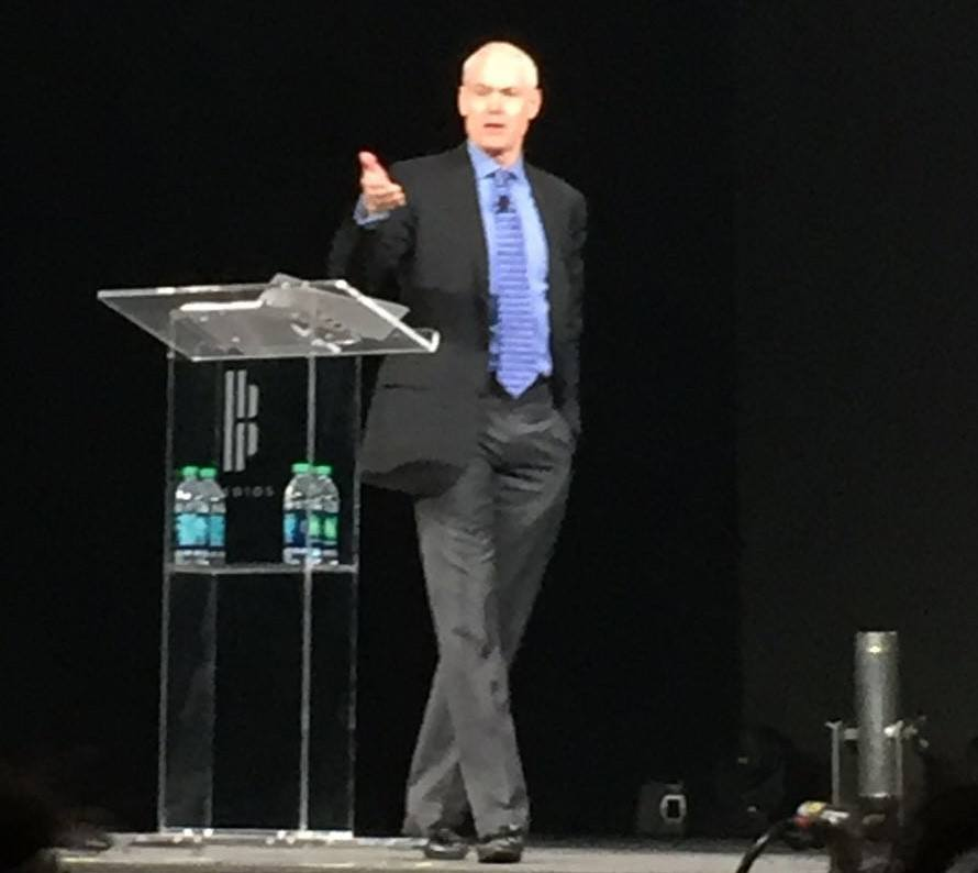 Jim Collins speaking