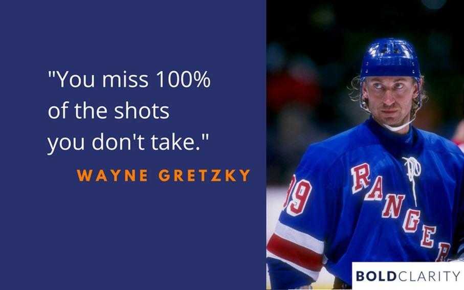 Wayne Gretzky quote